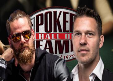 Рольф Слотбум и Стивен ван Задельхофф вошли в Покерный зал славы Голландии